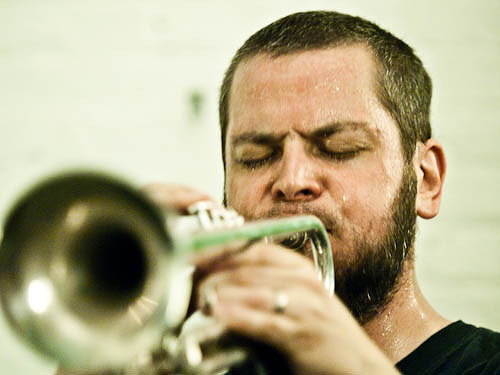 Nate Wooley Seven Storey Mountain Various artists including TILT Brass Sextet