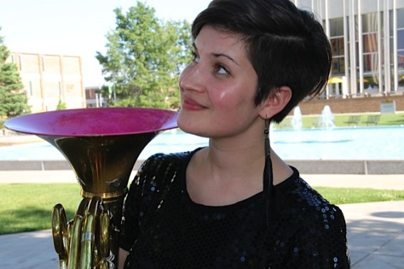 Danielle Kuhlmann [photo by Cavitt Productions]