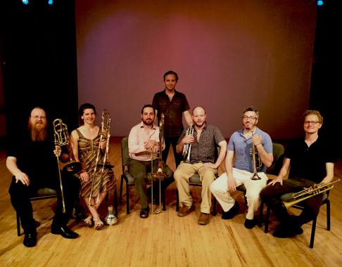 TILT Brass Sextet at University Settlement, June 12, 2015