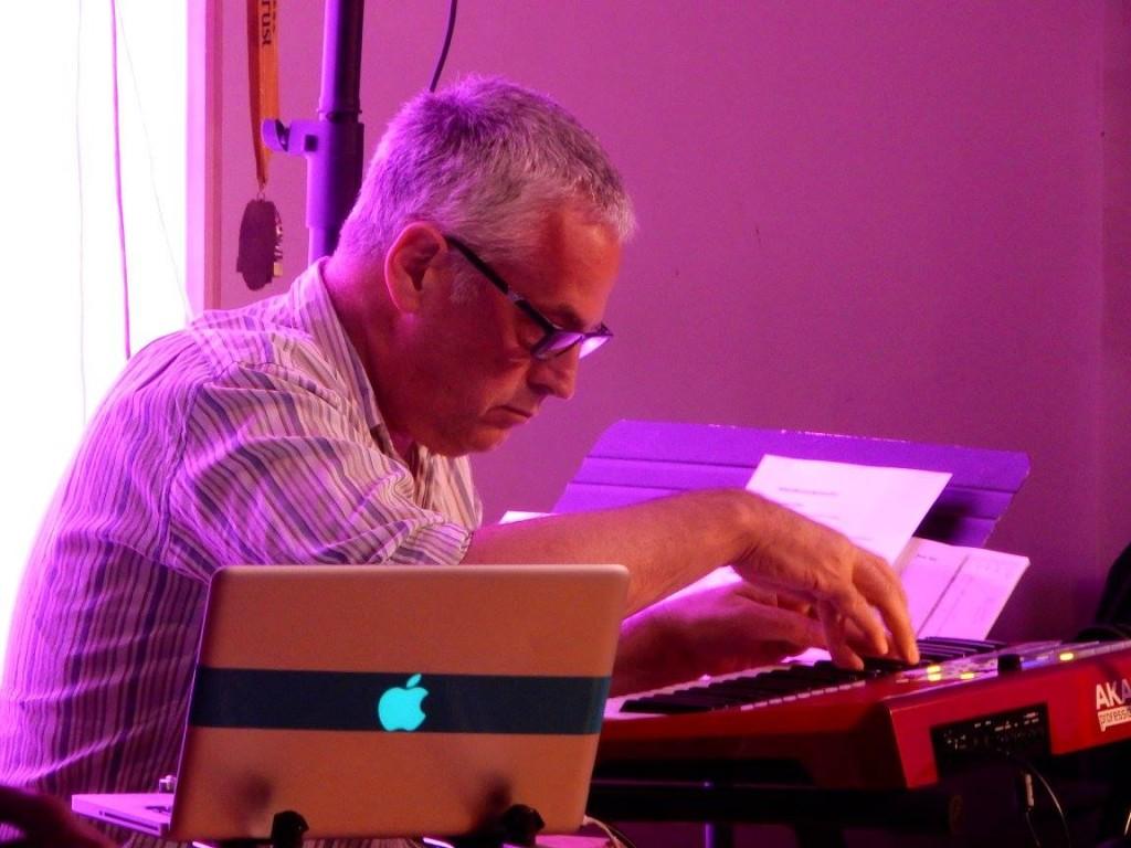 Richard Barrett, NYC, June 2015